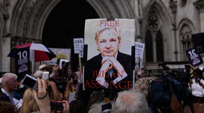 Un día en la muerte de la justicia británica