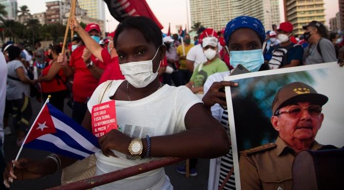 Cómo el gobierno estadounidense aviva las tensiones raciales en Cuba y en todo el mundo