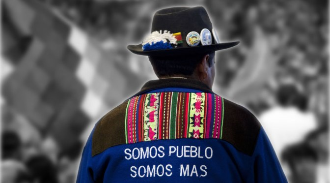 Arce, Copa y Ponchos Rojos unidos ante embestida ultraderechista en Bolivia