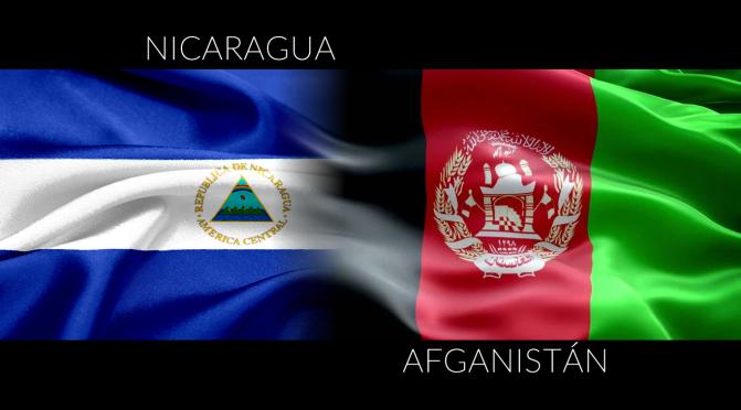 Nicaragua y Afganistán: intereses globales y efectos colaterales